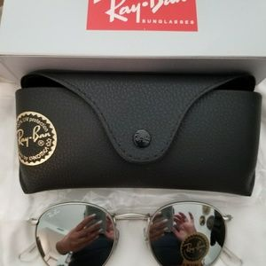 Authentic Ray-Ban Round Metal Sunnies